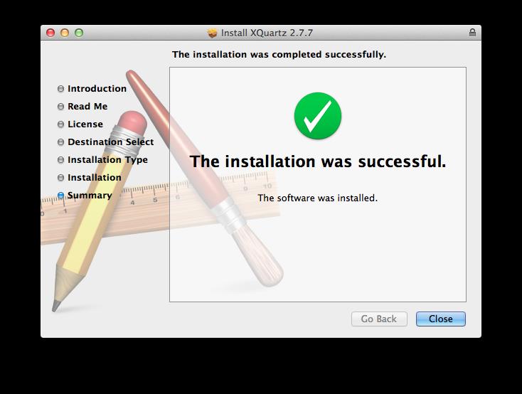 FontForge on Mac OS X